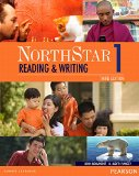 NorthStar Reading and Writing 1 with MyEnglishLab  4th 2015 edition cover