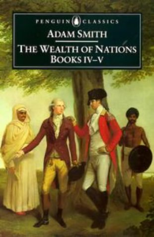 Wealth of Nations  4th 1999 edition cover