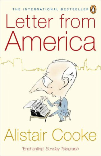 Letter from America N/A edition cover