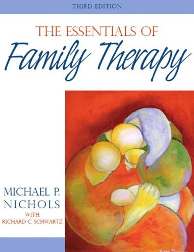 Essentials of Family Therapy  3rd 2007 edition cover