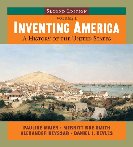 Inventing America A History of the United States 2nd 2006 edition cover