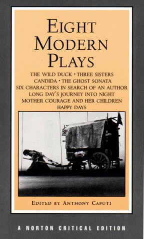 Eight Modern Plays  2nd edition cover