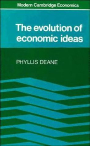 Evolution of Economic Ideas   1978 9780521293150 Front Cover