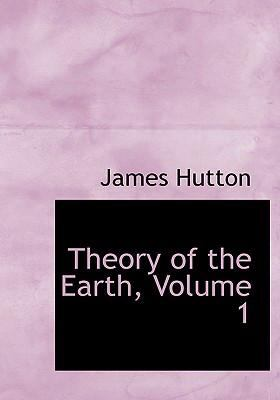 Theory of the Earth   2008 edition cover
