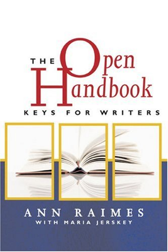 Open Handbook Keys for Writers  2007 9780618607150 Front Cover