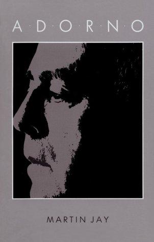 Adorno   1984 9780674005150 Front Cover