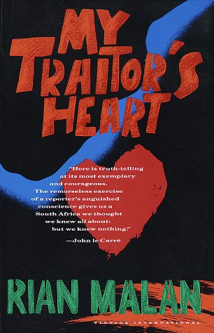 My Traitor's Heart  N/A edition cover