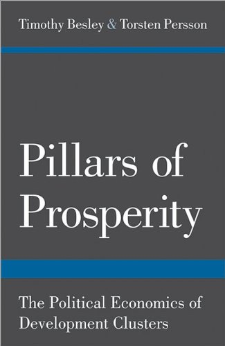 Pillars of Prosperity - the Political Economics of Development Clusters   2013 edition cover