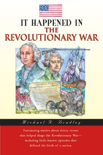 It Happened in the Revolutionary War   2002 9780762722150 Front Cover
