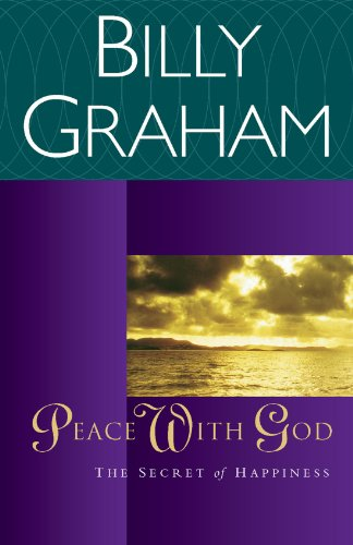Peace with God The Secret Happiness  2000 (Revised) edition cover