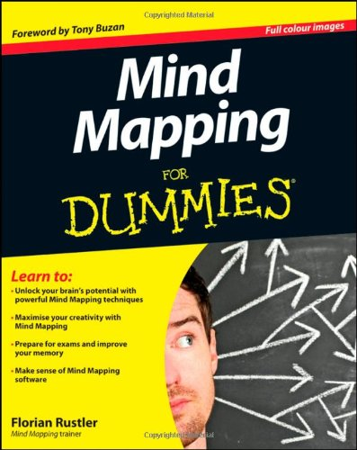 Mind Mapping for Dummies  2nd 2011 edition cover