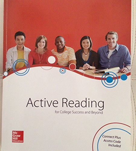 ACTIVE READING-W/ACCESS >CUSTOM<        N/A 9781259562150 Front Cover