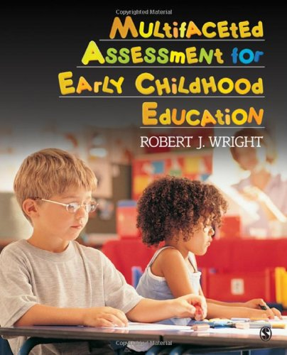 Multifaceted Assessment for Early Childhood Education   2010 edition cover