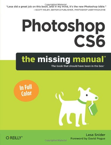 Photoshop CS6   2012 edition cover