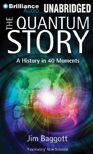 The Quantum Story: A History in 40 Moments  2013 edition cover