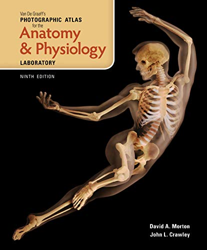 Van de Graaff's Photographic Atlas for the Anatomy and Physiology Laboratory  9th 2019 9781617319150 Front Cover