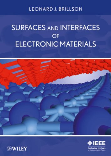 Surfaces and Interfaces of Electronic Materials   2010 9783527409150 Front Cover
