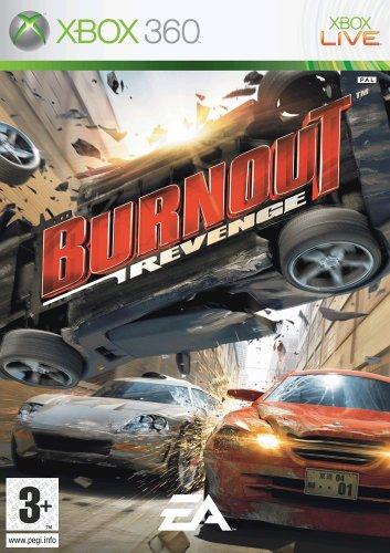Burnout: Revenge (Xbox 360) Xbox 360 artwork