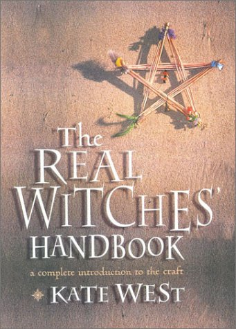 Real Witches Handbook   2001 edition cover