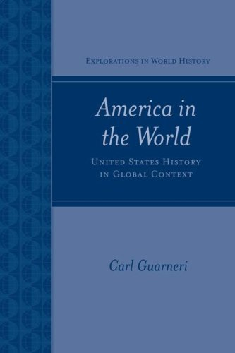 America in the World United States History in Global Context  2007 edition cover