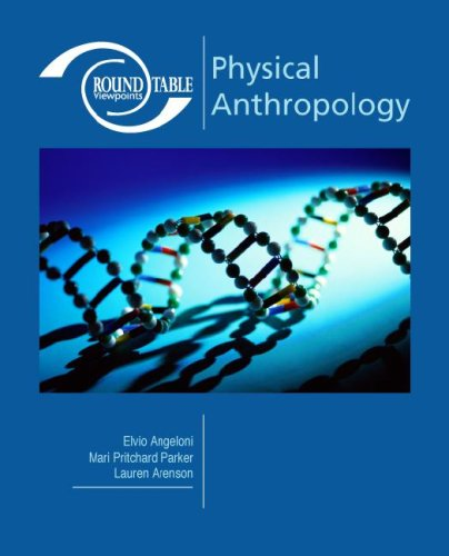 Physical Anthropology   2009 9780073515151 Front Cover