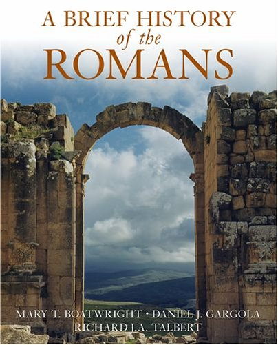 Brief History of the Romans   2005 edition cover