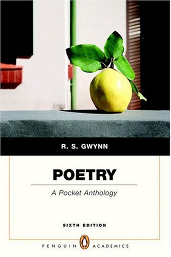 Poetry A Pocket Anthology (Penguin Academics) 6th 2009 edition cover