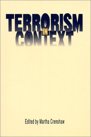 Terrorism in Context   1995 edition cover