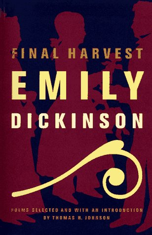 Final Harvest Poems  1964 edition cover