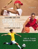 Teaching Cues for Sport Skills for Secondary School Students  6th 2015 edition cover