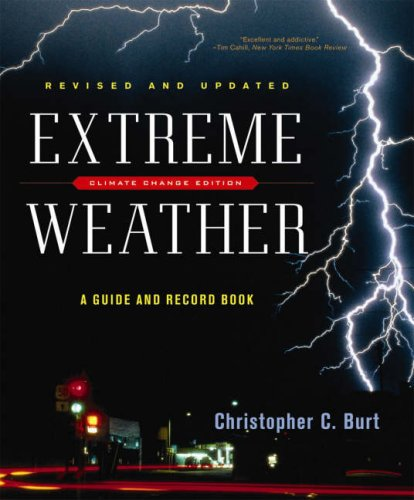 Extreme Weather A Guide and Record Book  2007 (Revised) edition cover
