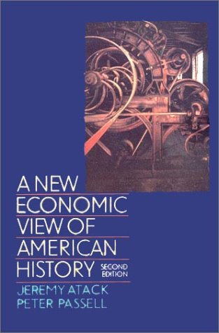 New Economic View of American History  2nd 1994 edition cover
