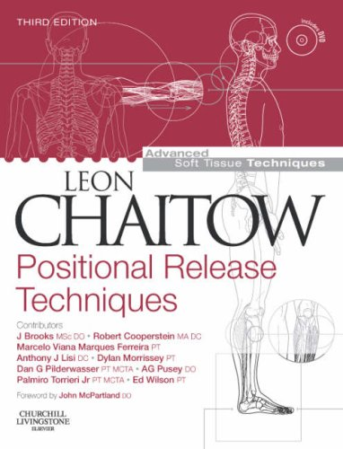 Positional Release Techniques  3rd 2007 (Revised) edition cover