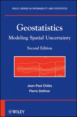 Geostatistics Modeling Spatial Uncertainty 2nd 2012 edition cover