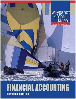 Financial Accounting  7th 2010 9780470477151 Front Cover