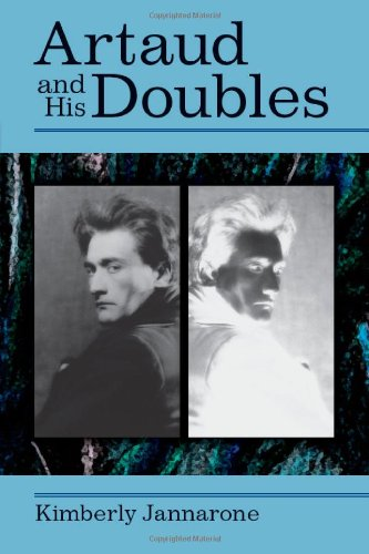 Artaud and His Doubles   2012 9780472035151 Front Cover