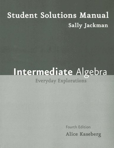 Kaseberg Introductory Algebra Print Student Ed:  4th 2007 9780618952151 Front Cover