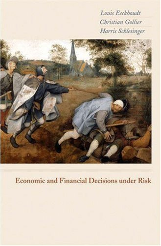 Economic and Financial Decisions under Risk   2005 9780691122151 Front Cover
