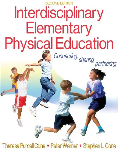 Interdisciplinary Elementary Physical Education  2nd 2009 edition cover