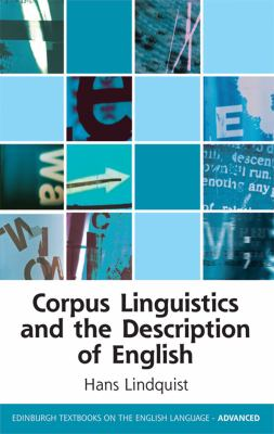 Corpus Linguistics and the Description of English   2009 edition cover