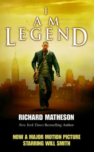I Am Legend  N/A 9780765357151 Front Cover