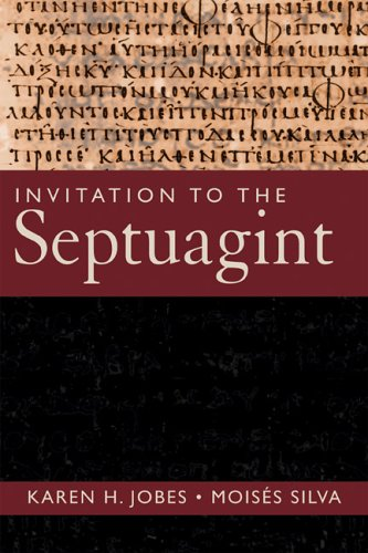 Invitation to the Septuagint  N/A edition cover