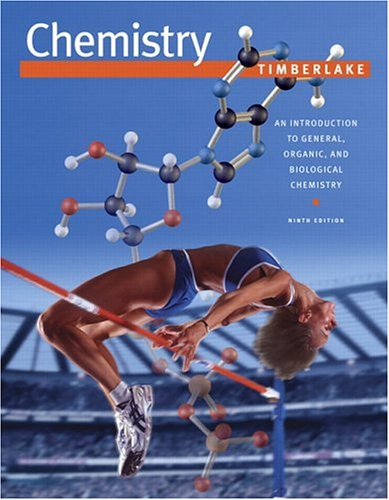 Chemistry An Introduction to General, Organic, and Biological Chemistry 9th 2006 (Revised) edition cover