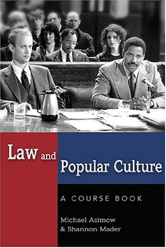 Law and Popular Culture A Course Book  2004 edition cover
