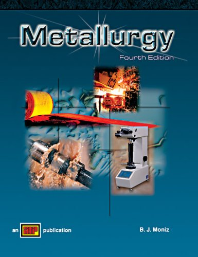 Metallurgy: 4th 2007 edition cover