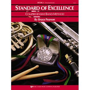Standard of Excellence Bk. 1 : Theory and History 1st (Workbook) 9780849705151 Front Cover