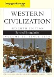 Western Civilization: Beyond Boundaries 7th 2013 edition cover