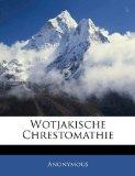 Wotjakische Chrestomathie N/A edition cover