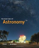 Foundations of Astronomy:   2015 9781305079151 Front Cover