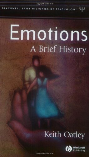 Emotions A Brief History  2004 edition cover